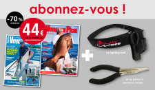OFFRE D'ABONNEMENT + FIGHTING BELT