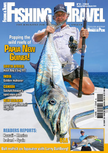 0011 - Fishing and Travel