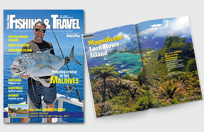 Fishing & Travel
