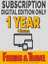 Digital edition only 1 year (4 issues)