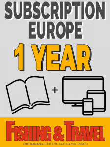 Subscription EUROPE - Printed edition + Digital edition 1 year (4 issues)